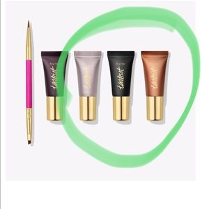 3 Tarteist Clay Paint Cream Eyeliners